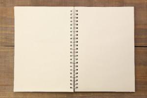 エンディングノートを書く、はじめの一歩(一筆)!