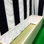 棺の体験イベント、感慨無量