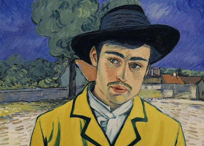 Douglas Booth in Loving Vincent (2017)-min