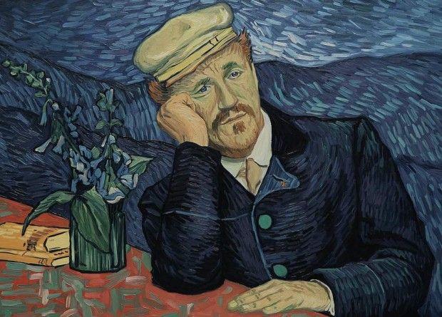 Loving Vincent - Dr_ Gachet Jerome Flynn