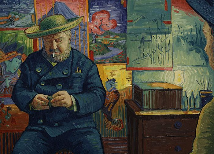 Van Gogh Documentary To Be First Completely Painted Feature Film Ever-min